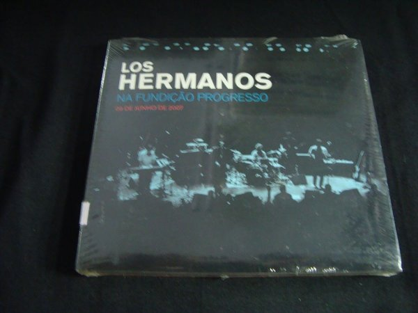 CD Los Hermanos - Na Fundição Progresso