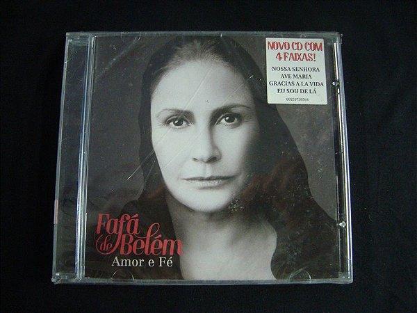 CD Fafá de Belém - Amor e fé