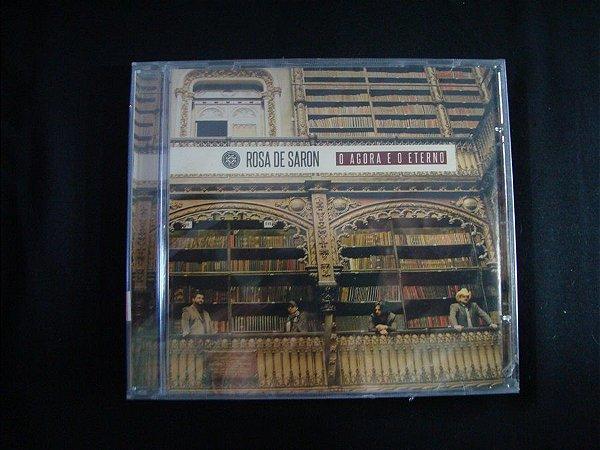 CD Rosa de Saron - O Agora e o Eterno