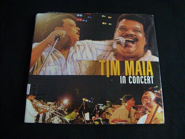 CD Tim Maia - In Concert