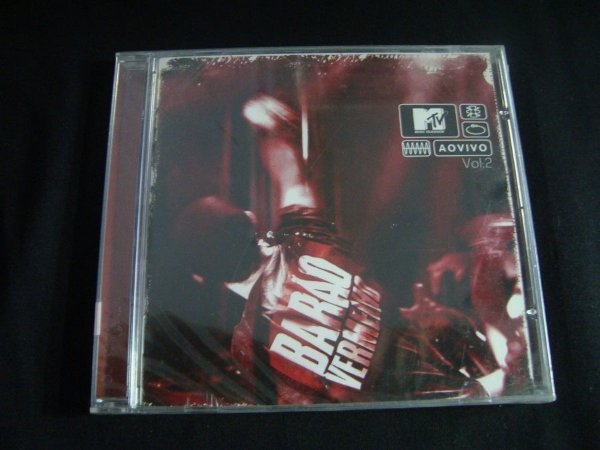 CD Barão Vermelho - MTV ao vivo Vol.2