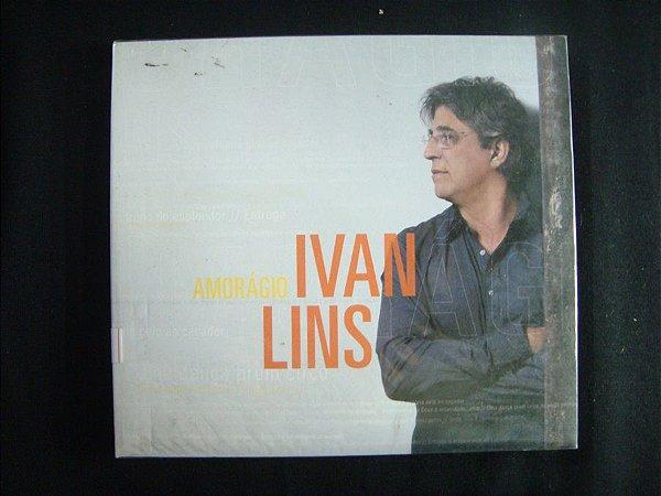 CD Ivan Lins - Amorágio