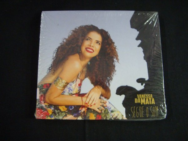 CD Vanessa da Mata - Segue o Som
