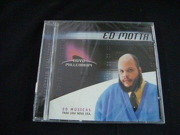 CD Ed Motta - Novo Millenium