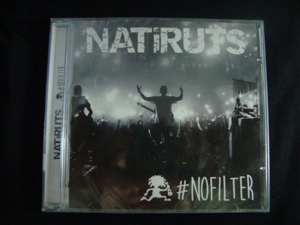 CD Natiruts - #Nofilter