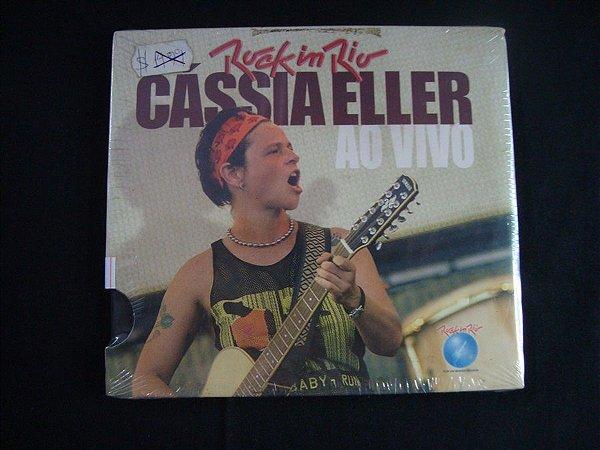 CD Cassia Eller - Ao vivo no Rock in Rio