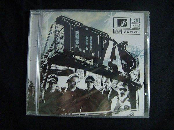 CD Titãs - MTV ao vivo