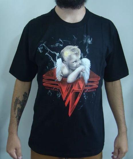 Camiseta Van Halen - Van Halen's 1984
