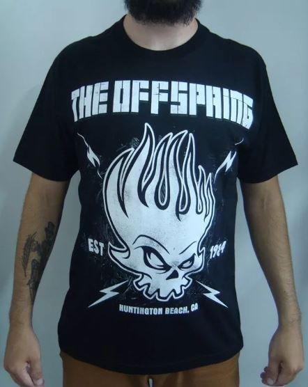 Camiseta The Offspring - huntington Beach, CA