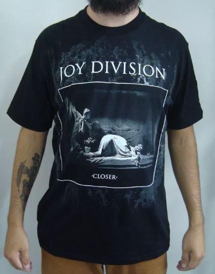 Camiseta Joy Division - Closer