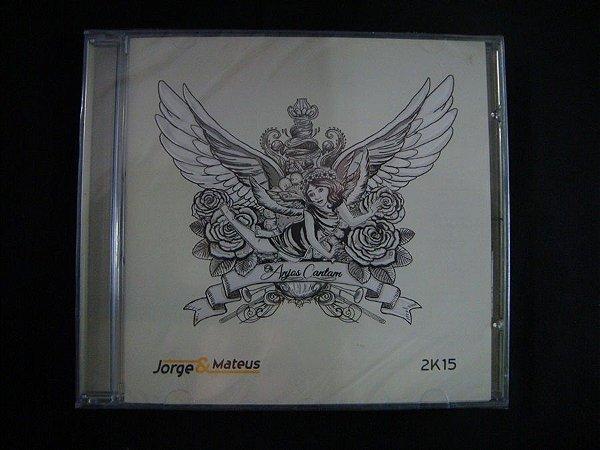 CD Jorge e Mateus - Os Anjos Cantam