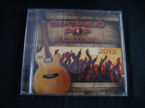 CD Sertanejo Pop Festival - 2012