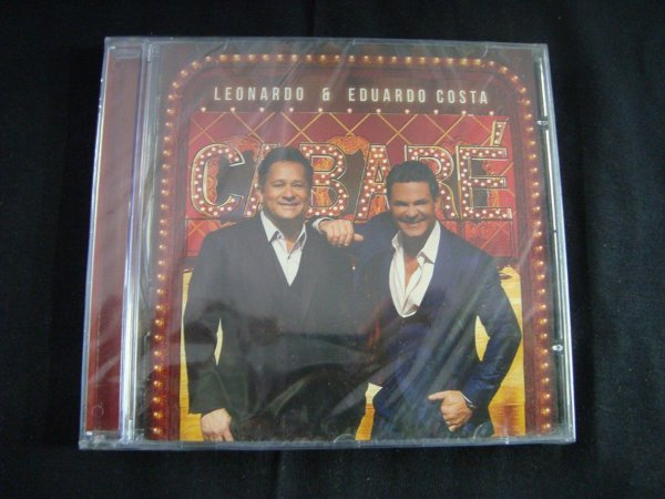 CD Leonardo e Eduardo Costa - Cabaré