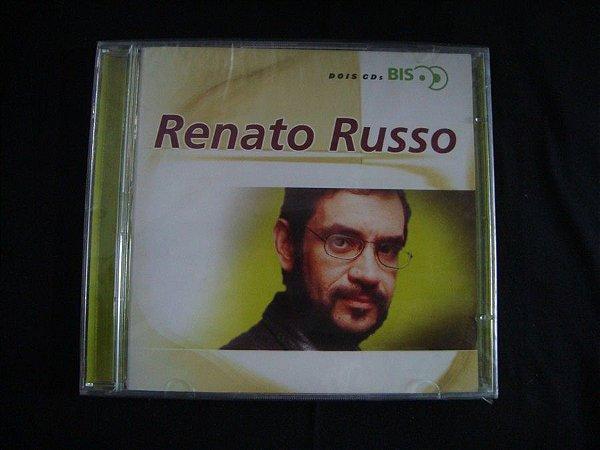 CD Renato Russo - Dois CD's Bis