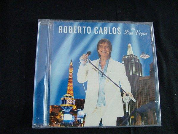 CD Roberto Carlos - Ao vivo em Las Vegas