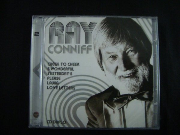 CD Ray Conniff - Duplo