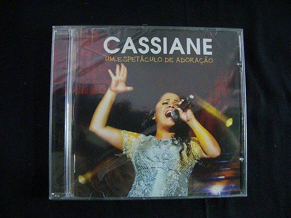 CD Cassiane - Um Espetáculo de Adoração