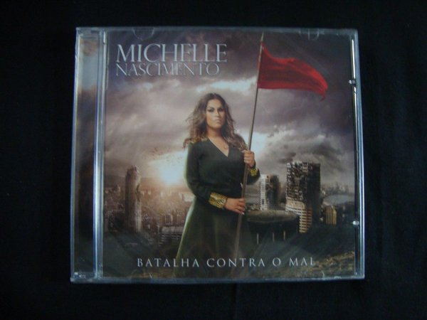 CD Michelle Nascimento - Batalha contra o Mal