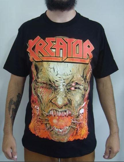 Camiseta Kreator - Terror Will Prevhil