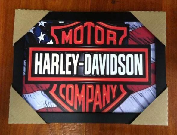 Quadro Harley Davidson