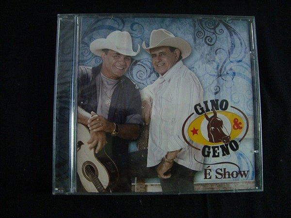 CD Gino & Geno - É show