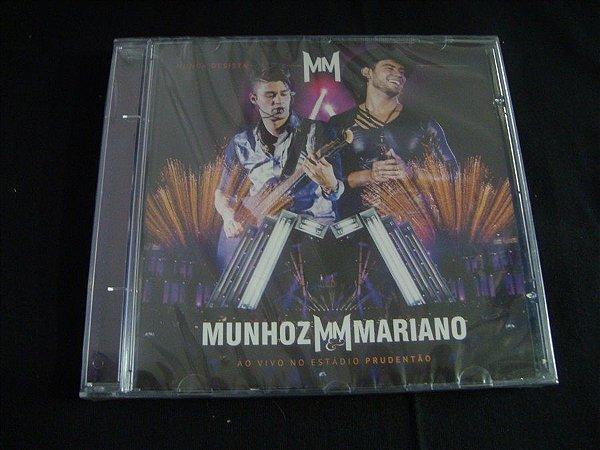 CD Munhoz & Mariano - Ao vivo no estádio Prudentão