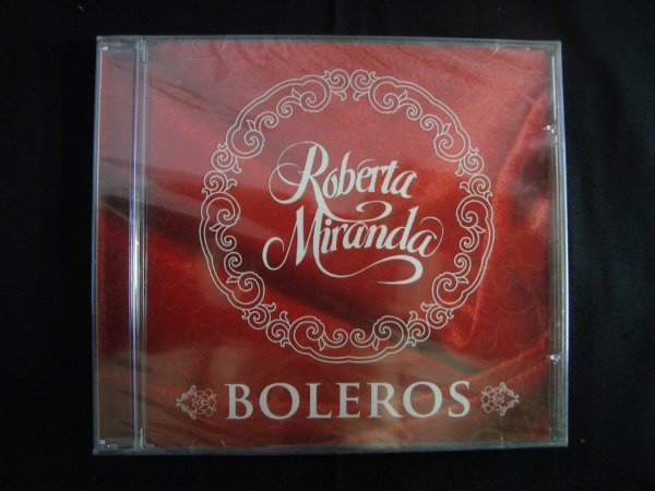 CD Roberta Miranda - Boleros