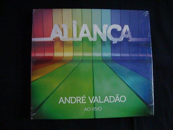 CD André Valadão - Aliança - Ao vivo