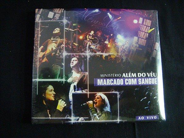 CD Ministério Além do Véu - Marcado com Sangue - Ao vivo