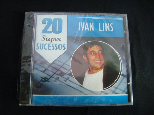 CD Ivan Lins - 20 super sucessos
