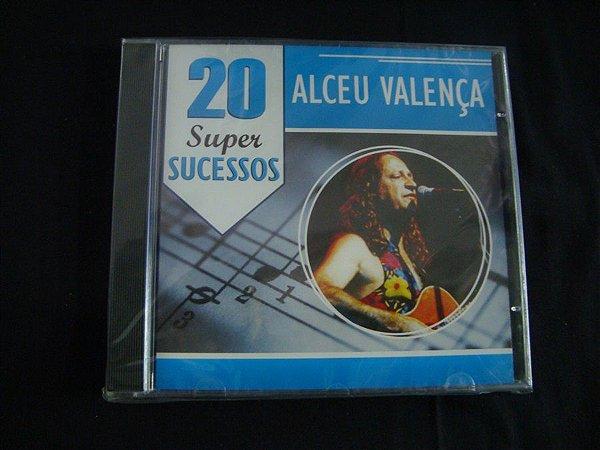 CD Alceu Valença - 20 super sucessos