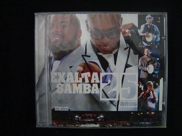 CD Exaltasamba 25 anos