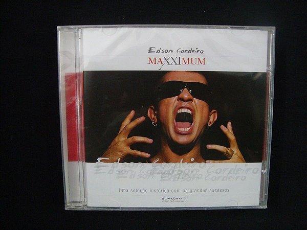CD Edson Cordeiro - Maxximum