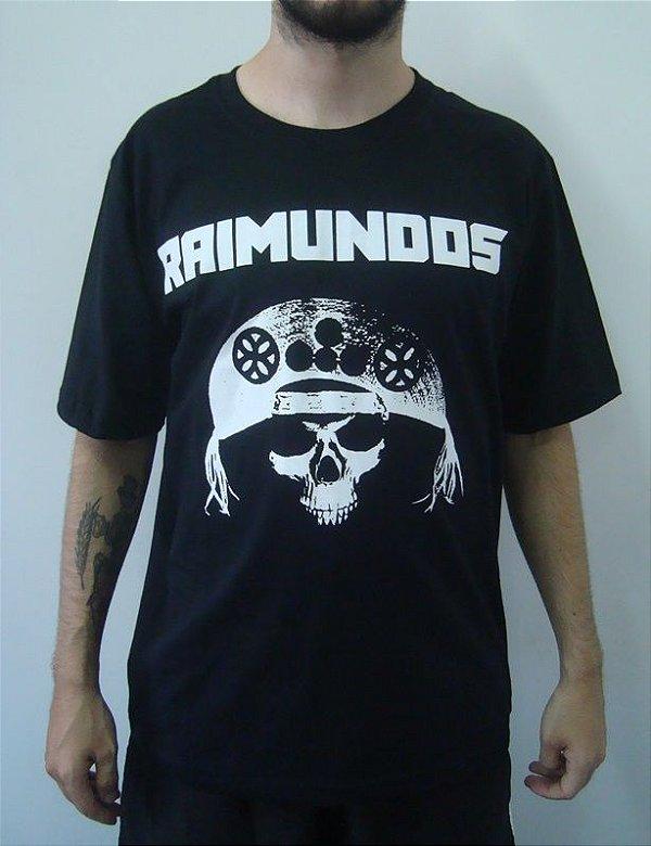 Camiseta Promocional - Raimundos