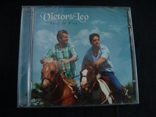 CD Victor & Leo - Amor de Alma