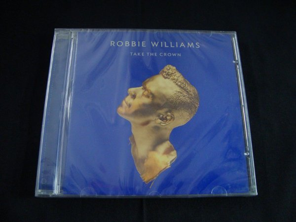CD Robbie Williams - Take the Crown