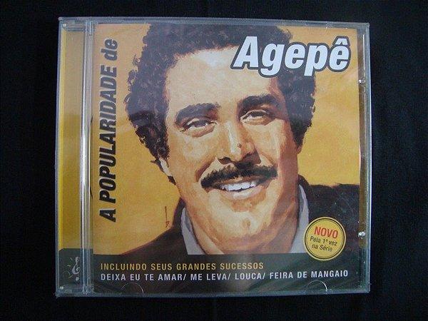 CD Agepê - A popularidade de Agepê