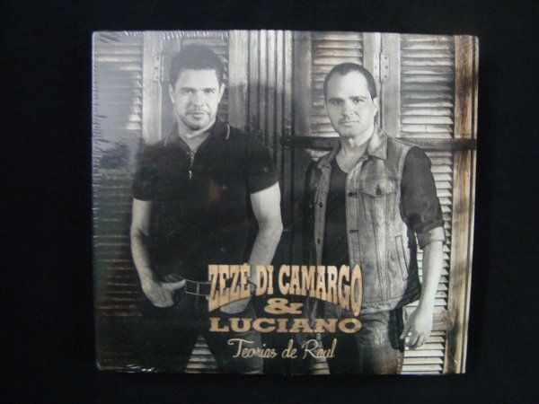 CD Zezé di Camargo & Luciano - Teoria de Raul