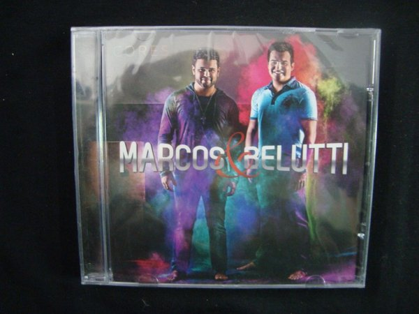 CD Marcos & Belutti - Cores