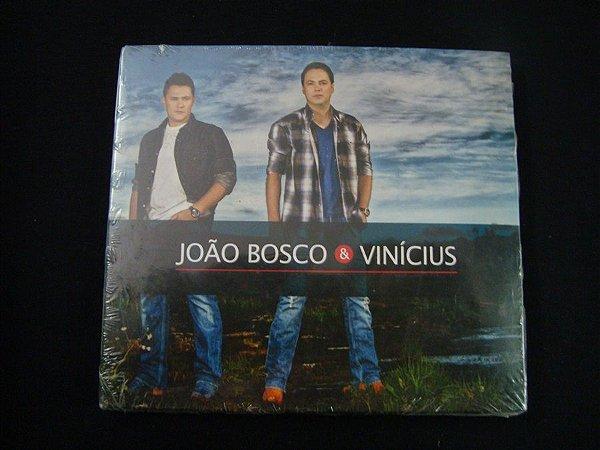 CD João Bosco & Vinicius
