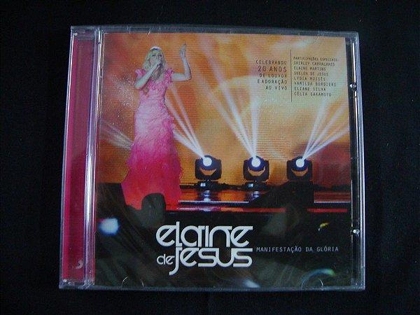 CD Elaine de Jesus - Manifestação da Glória