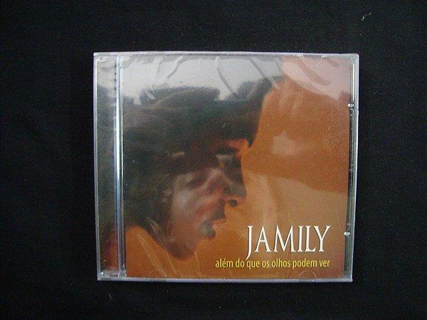 CD Jamily - Além do que os olhos podem ver