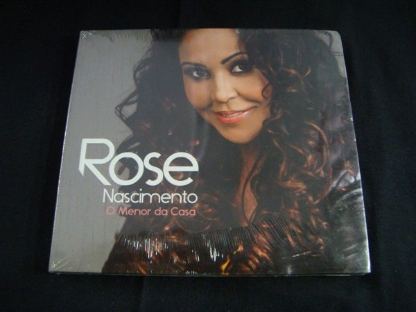 CD Rose Nascimento - O menor da casa