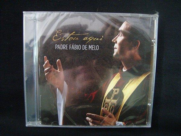CD Padre Fábio de Melo - Estou Aqui