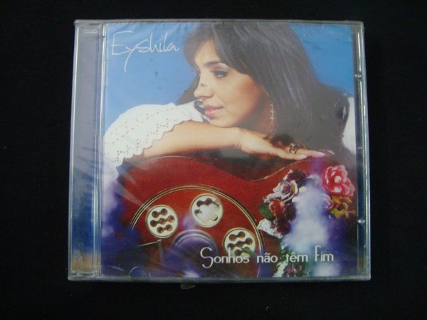 CD Eyshila - Sonhos não tem fim