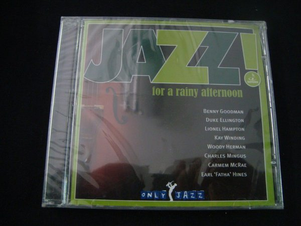 CD Jazz ! - For Rainy Afternoon