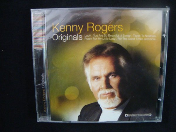CD Kenny Rogers - Originals