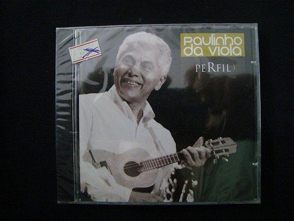 CD Paulinho da Viola - Perfil