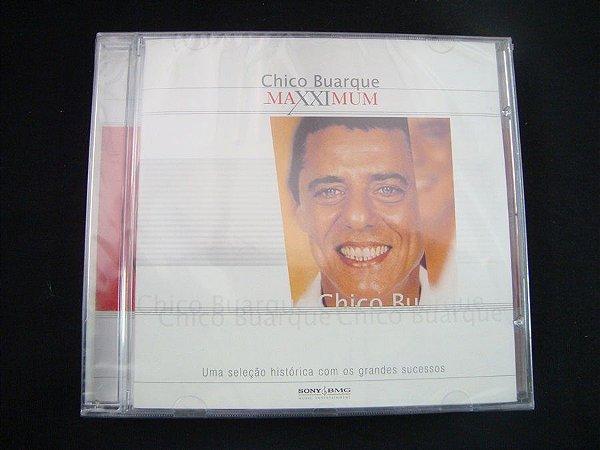 CD Chico Buarque - Maxximum