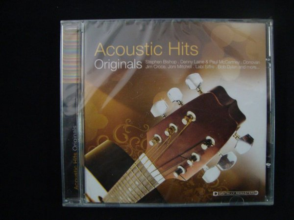 CD Acoustic Hits - Originals